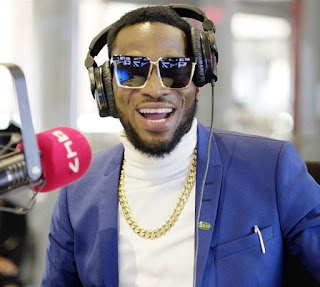 D'banj Reportedly Expecting A Child With His Wife In US