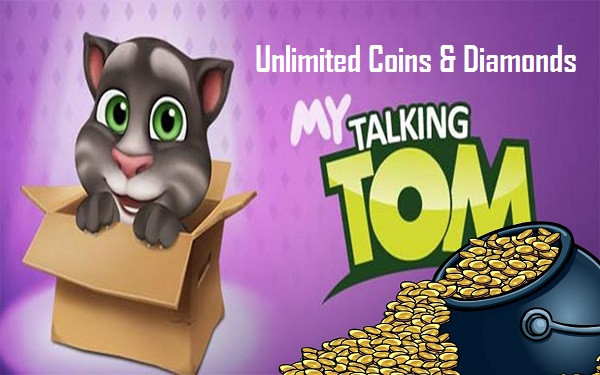 Download My Talking Tom Apk Mod Unlimited Coins Increase For Android