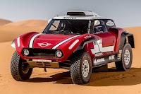 Mini John Cooper Works Buggy 2018 Front Side
