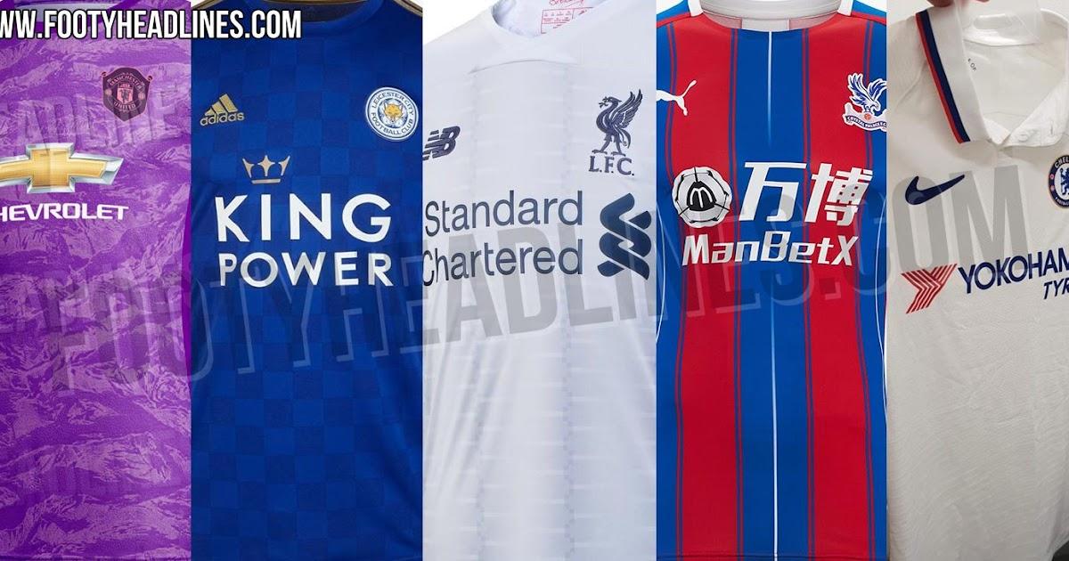 a79180fae All 19 20 Premier League Kits Leaked Released So Far 📸. Football Culture  logo
