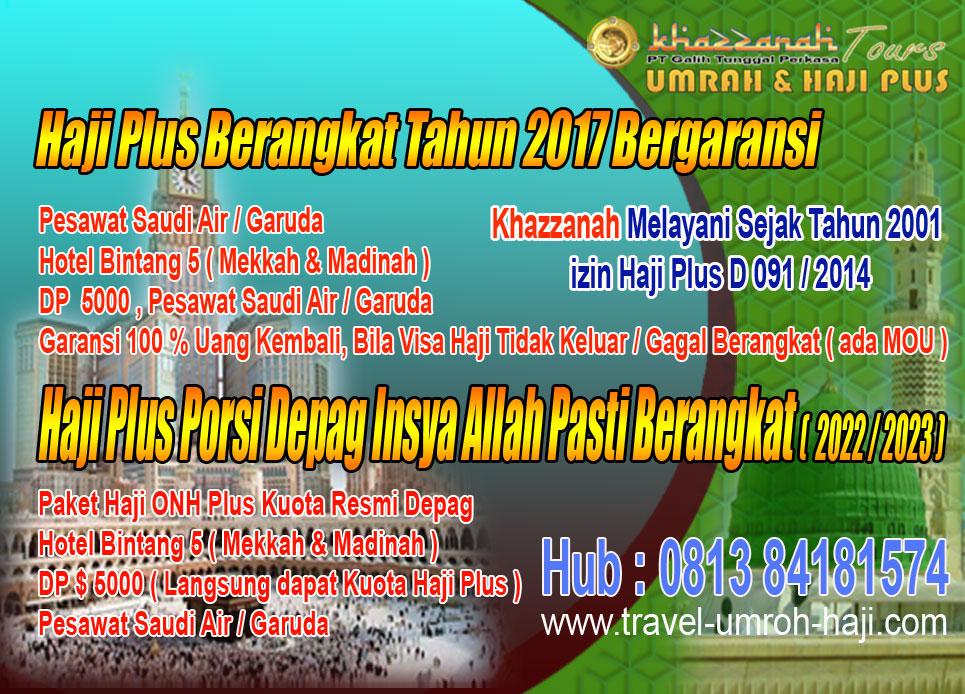 paket hajj khazzanah tour