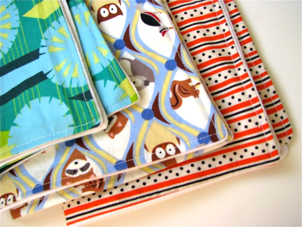 The Best Burp Cloths Made By Rae