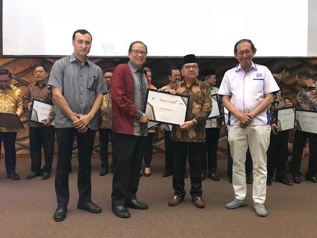 Kota Palopo Mendapat Penghargaan ICSB Indonesia City Award 2018