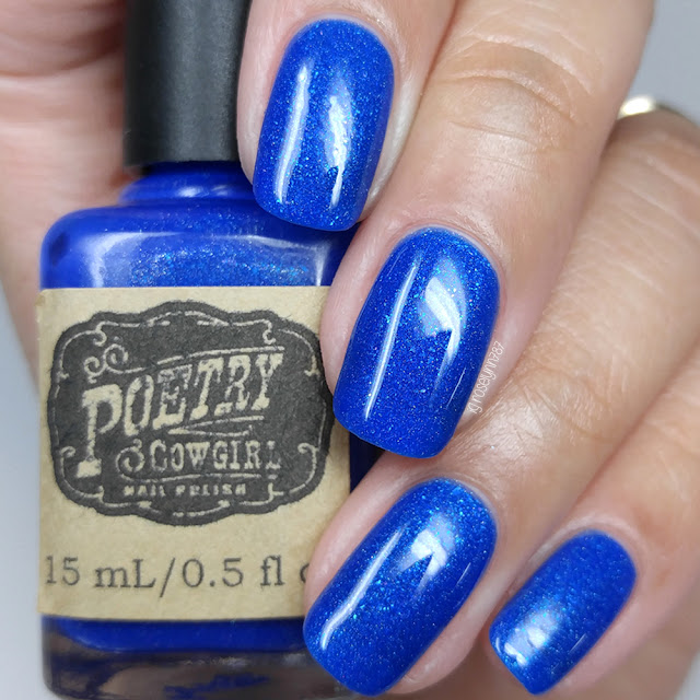 Poetry Cowgirl Nail Polish - Twilight's Last Gleaming