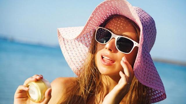 thoa kem chống nắng thường xuyên