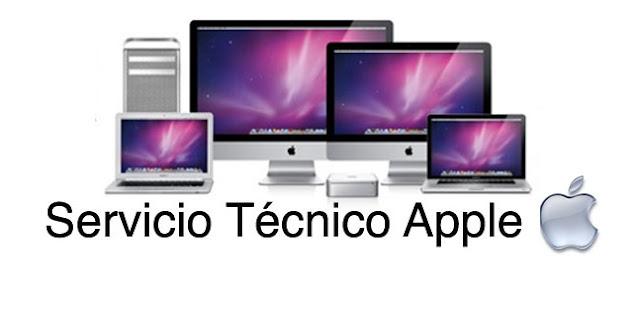 Servicio de Soporte Técnico Apple Oficial