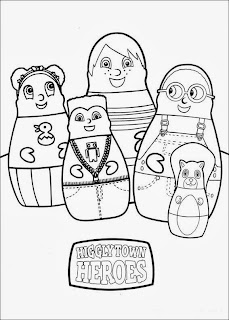 Fun Coloring Pages: 2014-03-16