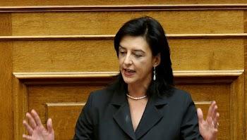f0e1a35f4 Φ.Βάκη-βουλευτής ΣΥΡΙΖΑ: Το Μακεδονία Ξακουστή είναι, παλιά σεφαραδίτικη  μελωδία με κακότεχνους στίχους και κατέστη σύμβολο σύγχρονης  πατριδοκαπηλείας.