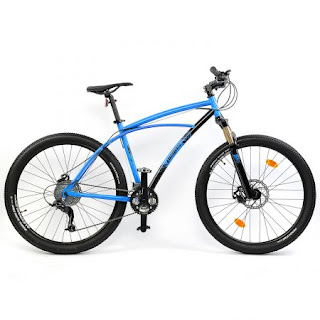 Comanda aici bicicleta Pegas Drumet albastru Mat