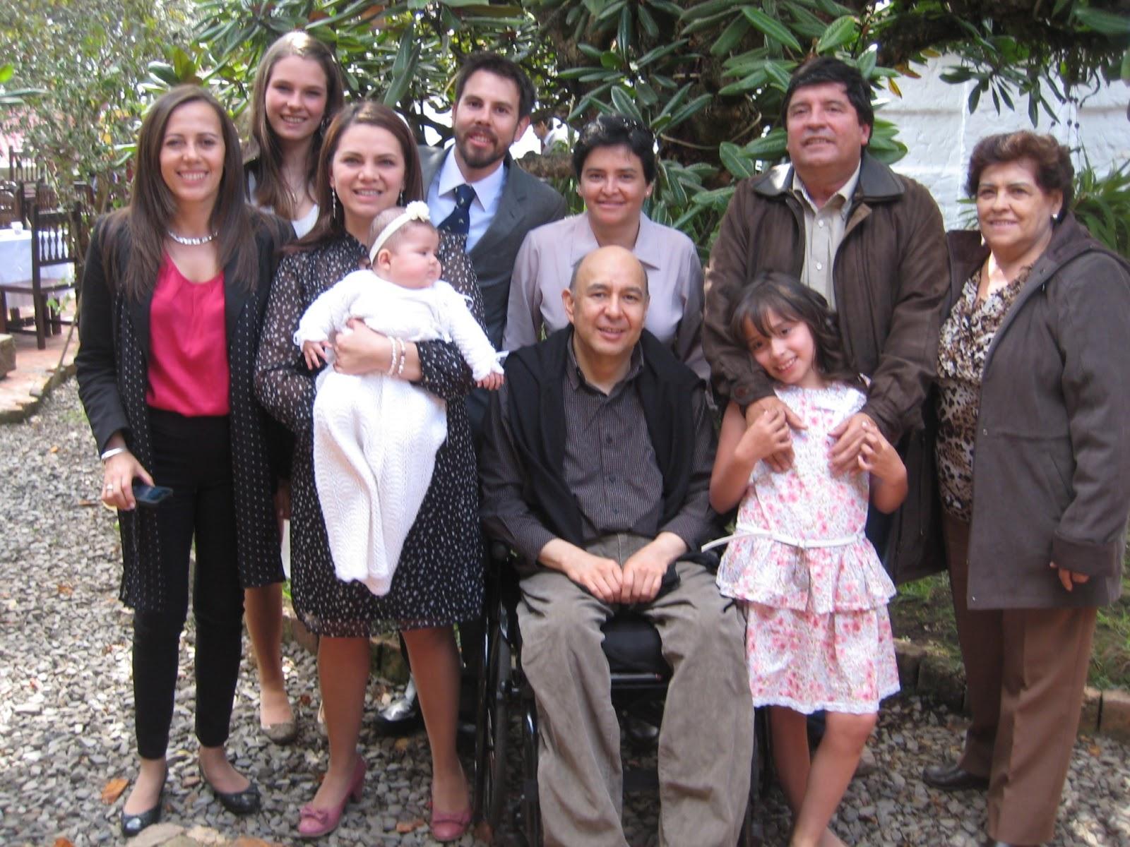 Kolumbien Ich Bin Dann Mal Weg Familienfeier El