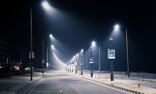 Some says that street LED lights are hazardous.