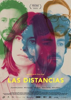 Les Distàncies (Las Distancias) 2018 DVD R2 PAL Spanish