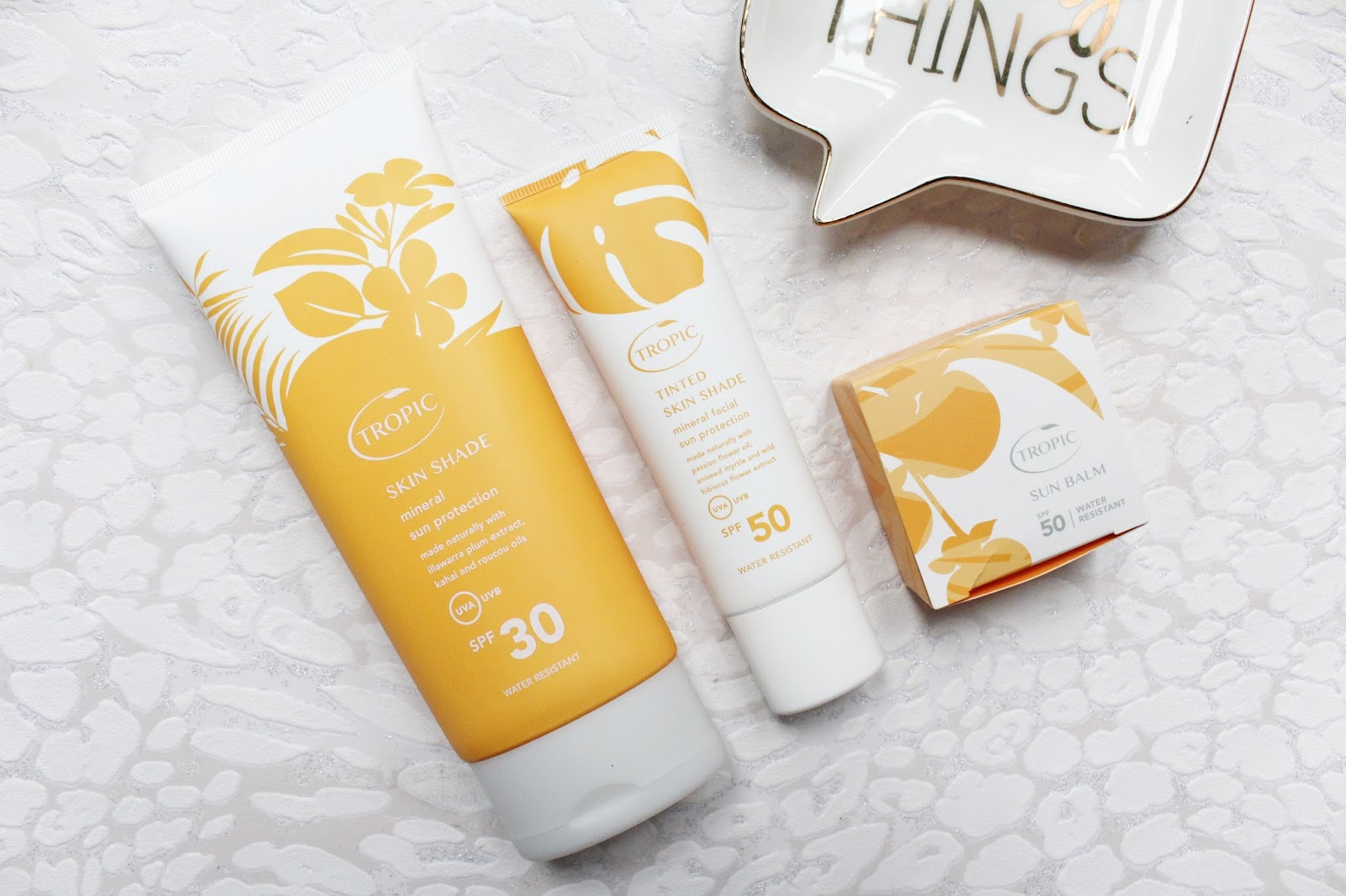 Tropic Mineral Sun Protection