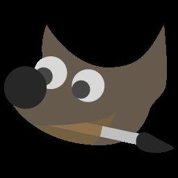 Preview of GIMP Logo icon