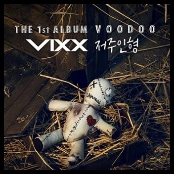 Vixx-Voodoo Doll (Romaji/English/Indonesia Lyric~♫)