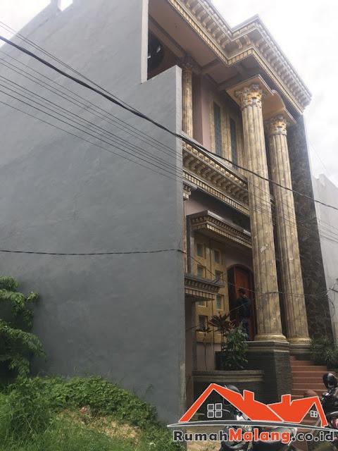 rumah dijual di dekat brawijaya malang