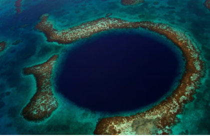 New mission to explore bottom of Belize's Great Blue Hole