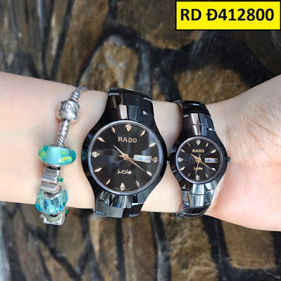 Đồng hồ cặp đôi Rado RD Đ412800