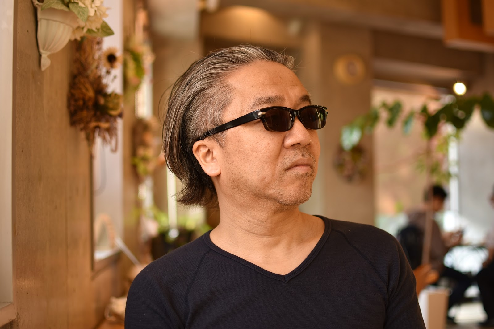 50 代 髪型 メンズ