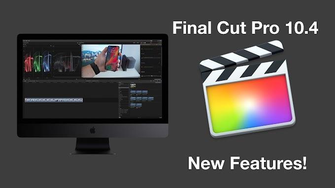 Tải về Final Cut Pro Full bản quyền - Phần mềm dựng phim chuyên nghiệp trên MacOS