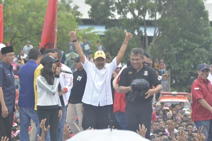 Relawan Supriyadi Alfian Siap Memenangkan Jokowi Amin Dalam Pilpres  17 April 2019