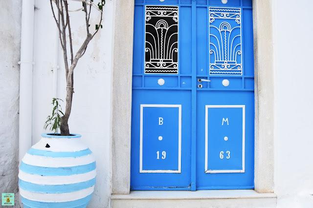Filoti, isla de Naxos (Grecia)