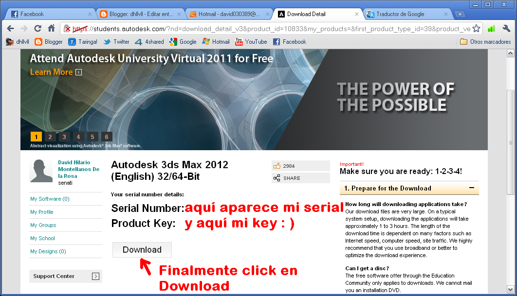 Autodesk 3ds Max 2012 64 Bit Crack Download