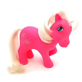 MLP Snowflake Year Five UK & EU 'My Little Pony' G1 Pony