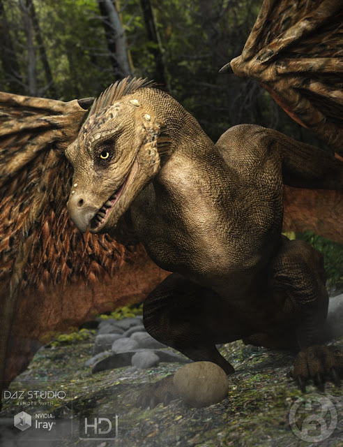 Raptor – The Feathered Dragon HD