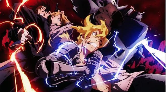 Fullmetal Alchemist: Brotherhood - Daftar Anime Fantasy Terbaik Sepanjang Masa