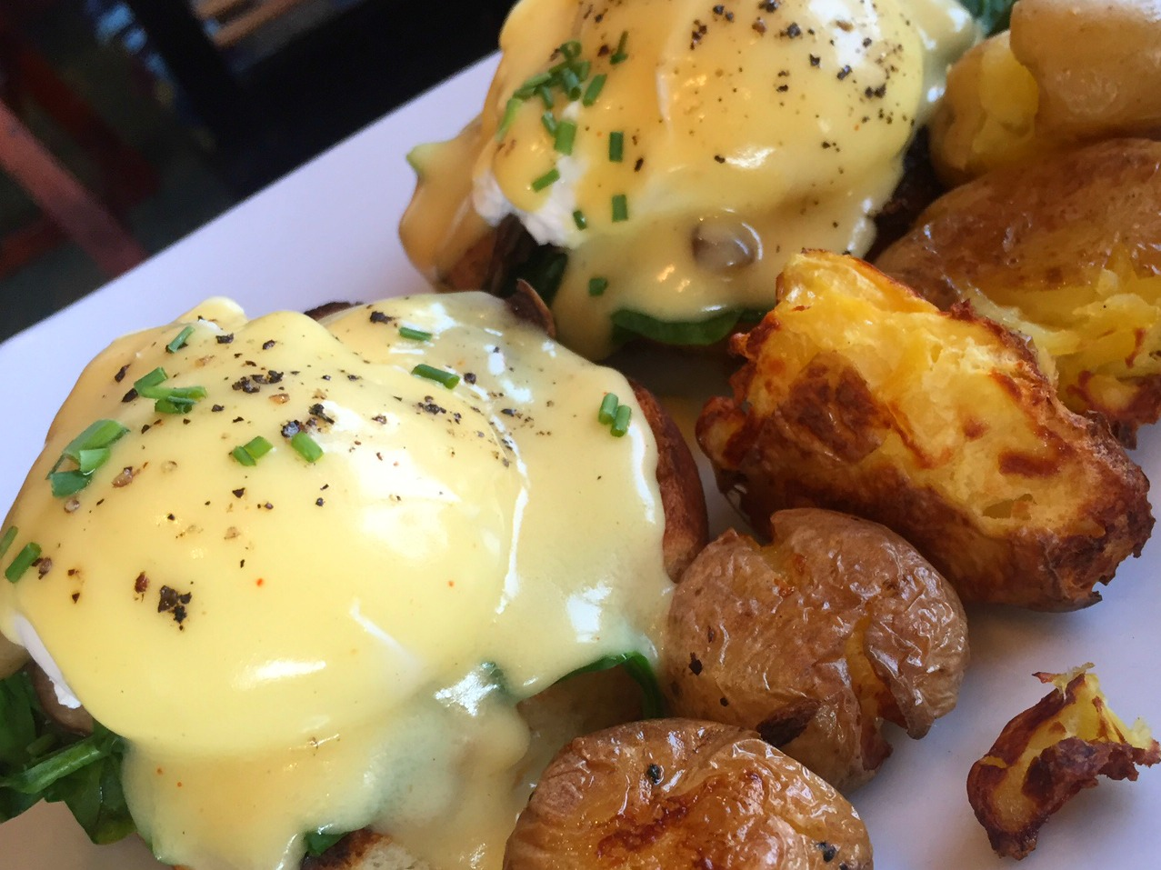 Review Giveaway Seasons 52 Brunch