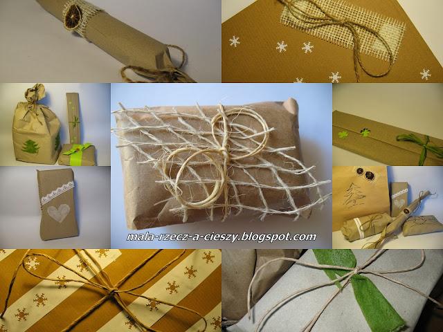 Jak tanio i efektownie zapakować prezenty!