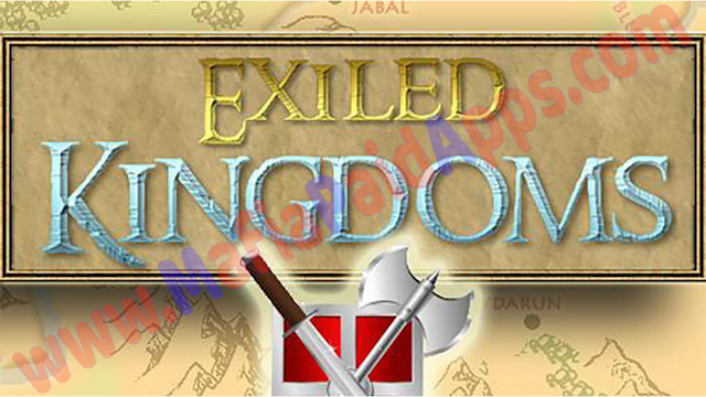 Exiled Kingdoms RPG Full 1.0.1054 Mod (a lot of money) Apk for android mafiapaidapps