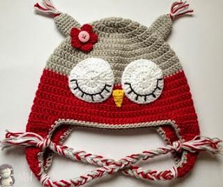 http://www.artedetei.com/2014/02/gorrito-buho-crochet.html