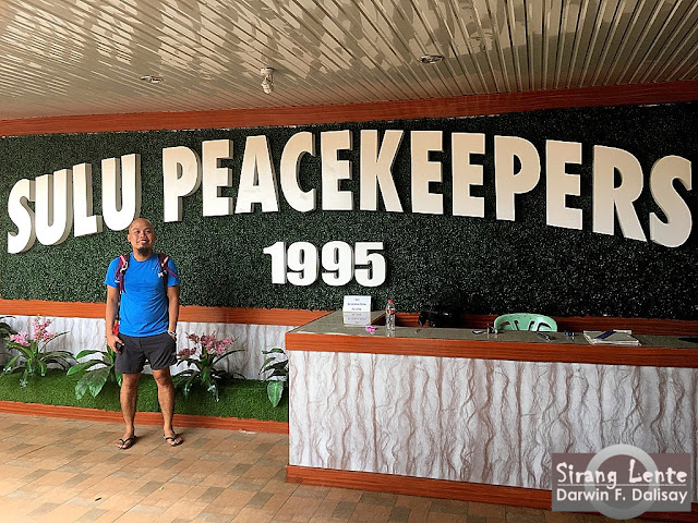 Peacekeepers In is the cheapest hotel in Sulu