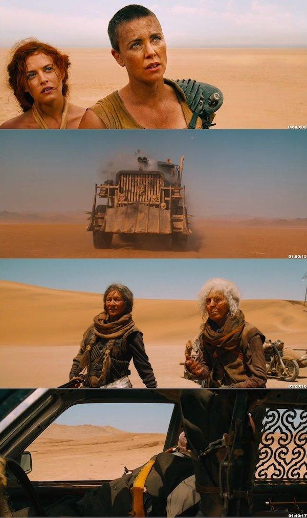Mad Max Fury Road 2015 BluRay 720p