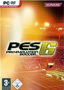 Download Game Sepak Bola Ringan Pes 2006 PC