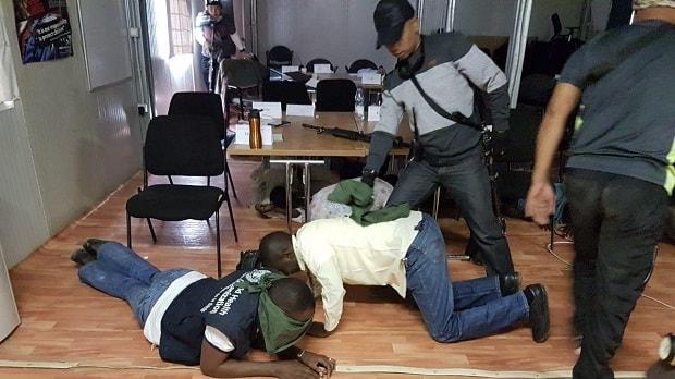 Pasukan Garuda Gelar Latihan SSAFE di Sudan