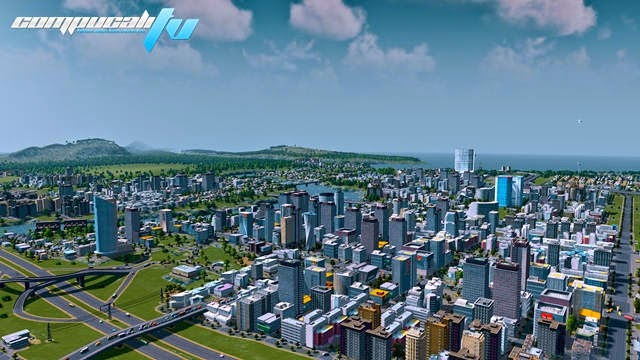 Cities Skylines PC Full Español