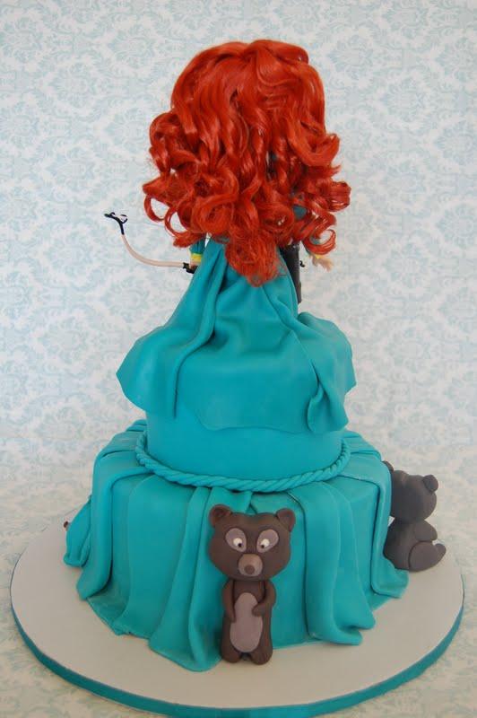 Cakefilley Brave Cake