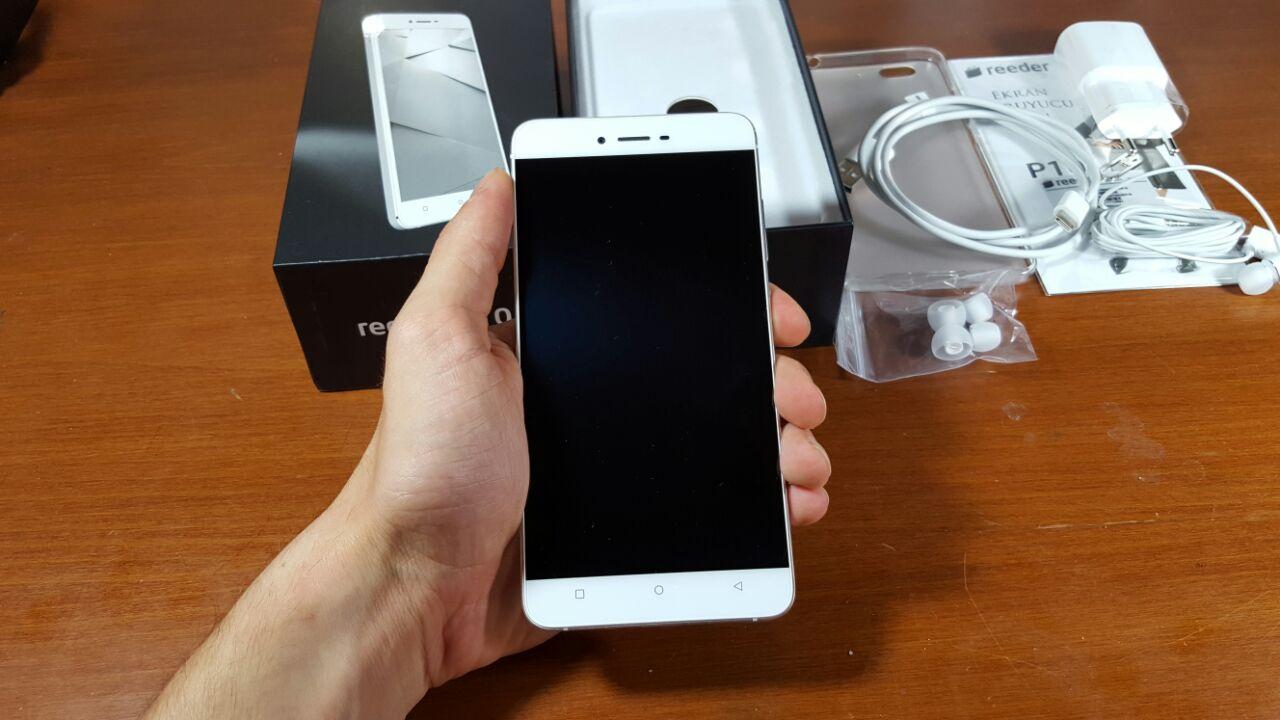 Reeder P10 - 1000 ile 1500 TL Arası Telefonlar