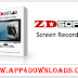 ZD Soft Screen Recorder 10.2.7 Download For Windows 2017