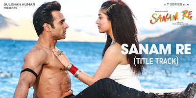 sanam re lyrics