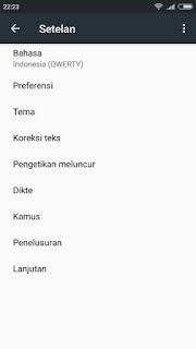 Cara Menghilangkan Prediksi Kata Di Xiaomi Cara Menghilangkan Prediksi Kata Di Xiaomi