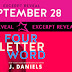 Excerpt Reveal: FOUR LETTER WORD by J. Daniels