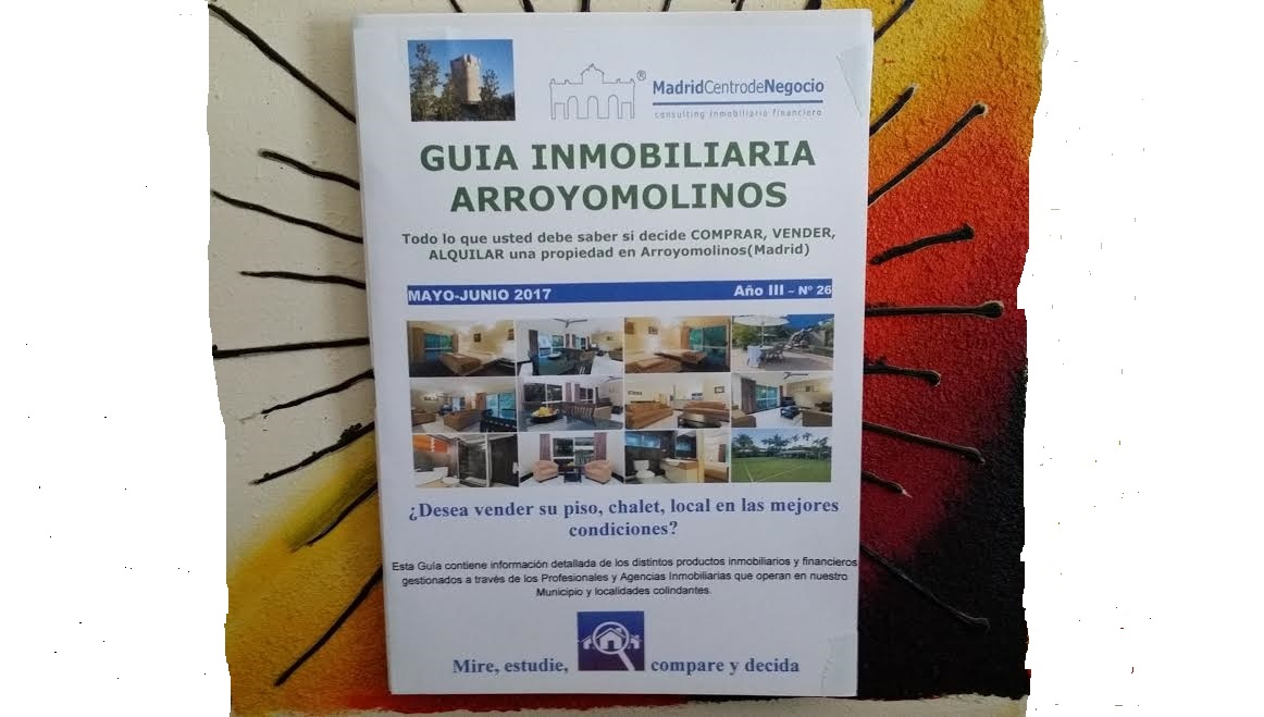 Madrid newspaper noticias breves de madrid for Guia inmobiliaria