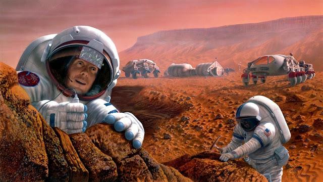 Tech Billionaire Revealed His Plans To Terraform Mars