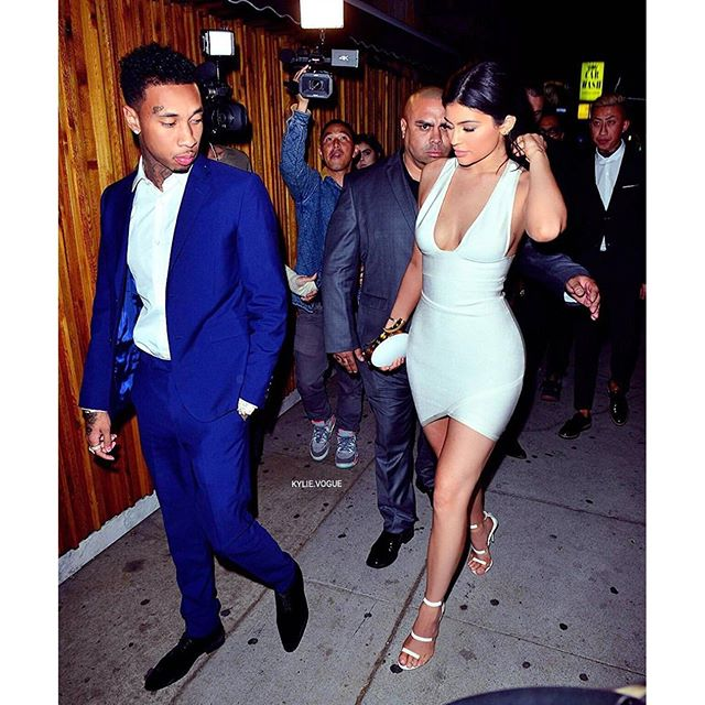 Kylie Jenner to take for fear of HIV of Tyga