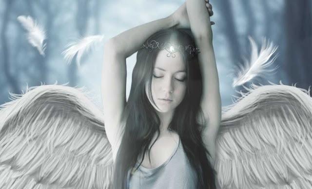 Gambar Bidadari Surga, Lambang Penyelamat dan Cinta
