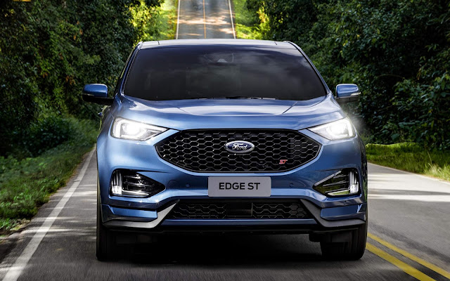 Novo Ford Edge ST 2020